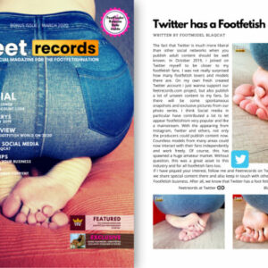 Footfetish Magazine
