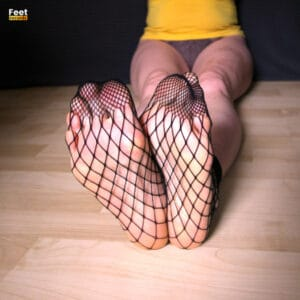 Sexy mesh fishnet Socks