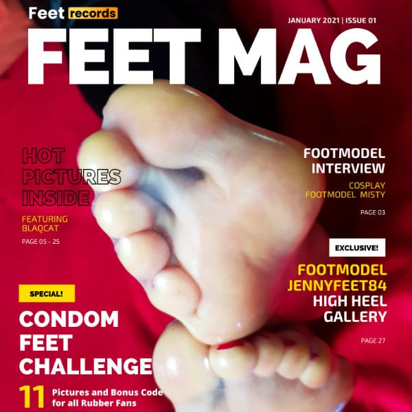 Feetrecords Magazine Cover thum